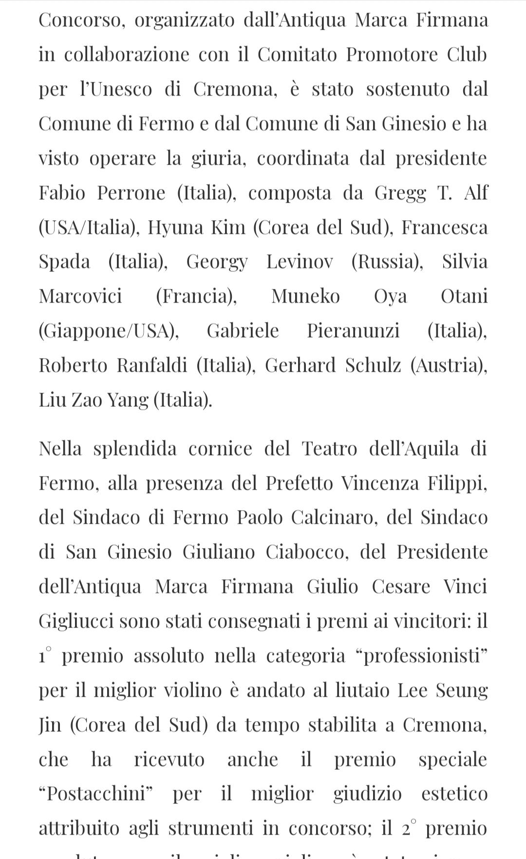 """Newspaper """"Cremona Oggi""""-page2"""