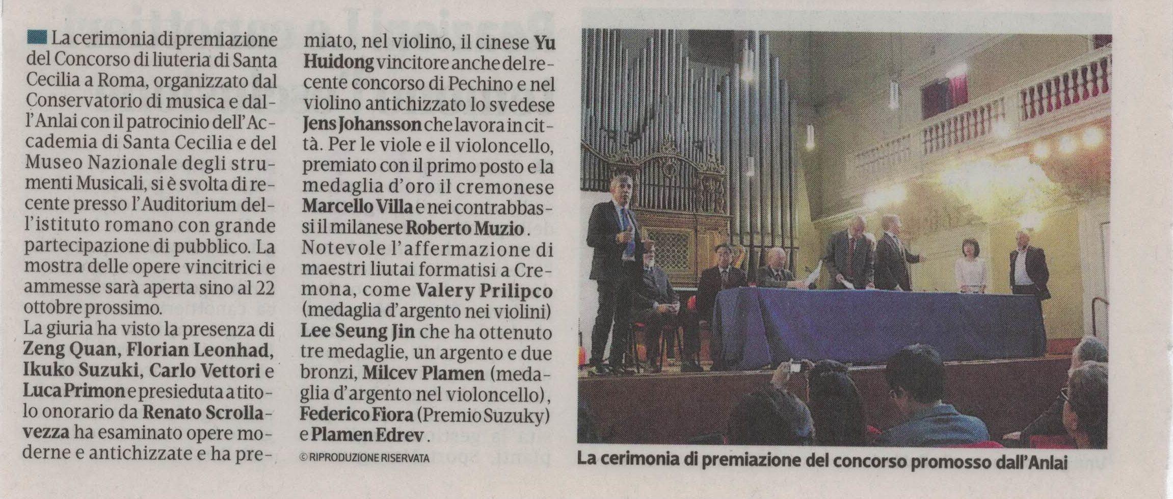 Newspaper 'Provincia'